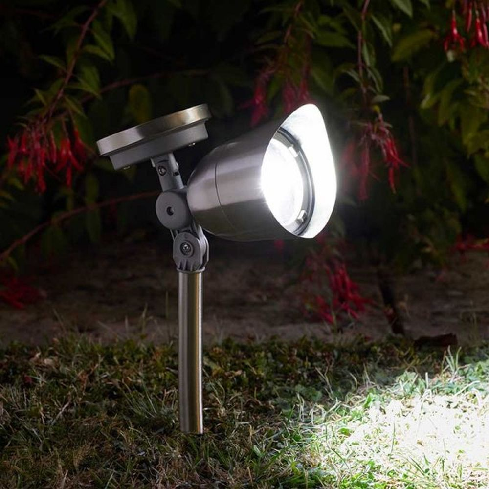 Mega Stainless Steel Spotlight 10L